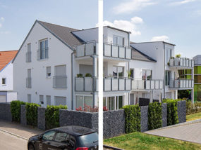 color correction for real estate images
